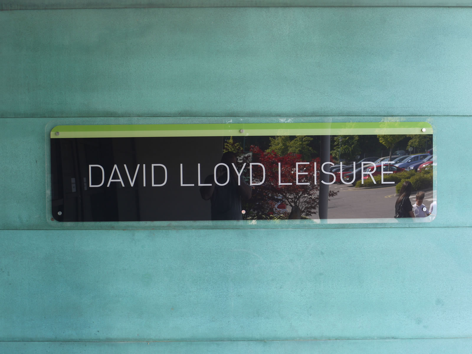 Shopfitting case study at david Lloyd by Millerbrown